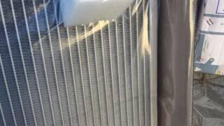 Радиатор охлаждения mmc galant 9g 2007 termal
