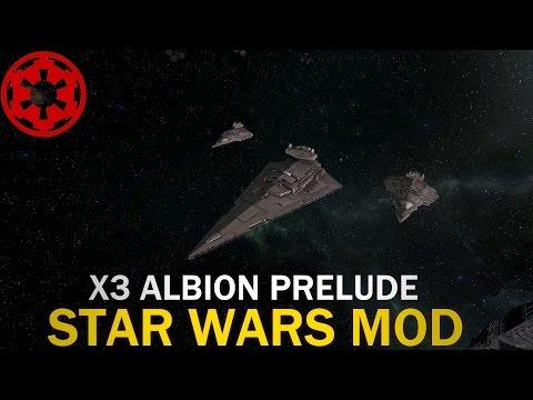 X3AP Star Wars Mod (Galactic Empire) - Episode 2 Battle for Coruscant!