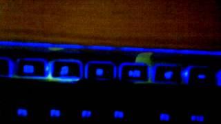 Клавиатура с подсветкой A4Tech KD 800L