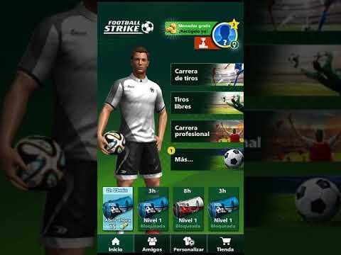 JUGANDO FOOTBAL STRIKE !!! Juegos De Fútbol, Tiros Libres Y Atajadas - Parte #1 | Sudexux Gamer