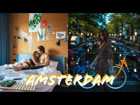 VISITING AMSTERDAM (Travel Vlog)