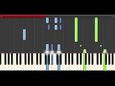 Disclosure Omen Sam Smith Piano Midi Tutorial Sheet How To Play Karaoke Lyrics Pista  Karaoke
