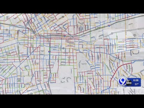 Justin The Web Guy - City Of Syracuse Unveils a Road Ratings Map Showing Conditions of Roads