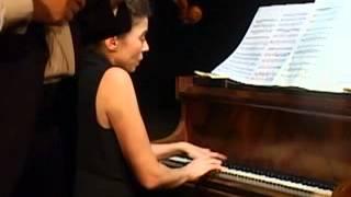 Duo Piano Violon Haïk Davtian Paule-Emmanuelle Gabarra