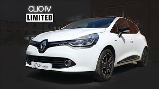 RENAULT Clio IV 0.9 TCe 90ch LIMITED eco2