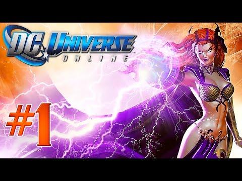 DS Universe Online #1 - Этому городу нужен злодей... featuring Братец Рукоблуд.