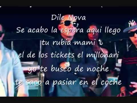 Daddy Yankee- Aprovecha (Letras/Lyrics)