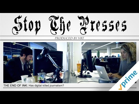 Stop the Presses   Trailer   Available now