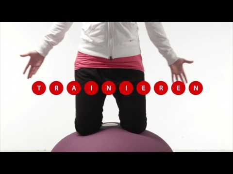 Togu ABS Pendell Oval Exercise Ball