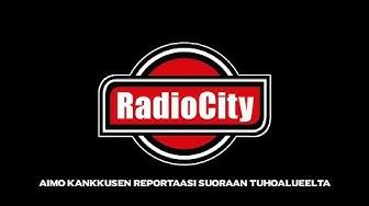 Radio City - Aimo Kankkusen reportaasi tuhoalueelta (Osa 1)
