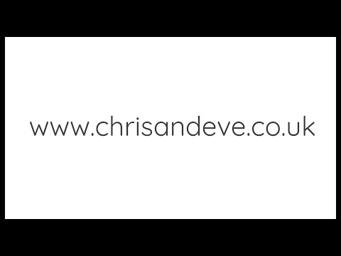 WERE STARTING A BLOG!  CHRIS & EVE