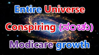 Raju D G Talk | Entire Universe Conspiring Modicare Growth | Creating Awareness On Modicare