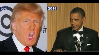 Obama's History of Insulting Donald Trump