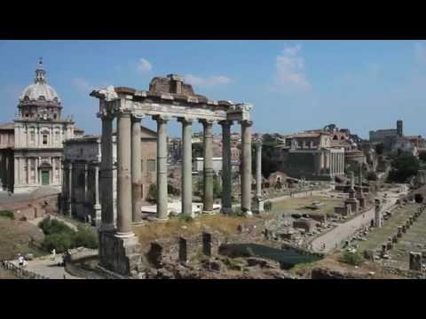 The Roman Forum & The Temple of Saturn with Claire Walter (NEH)
