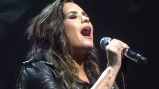 Demi Lovato - Stone Cold Live - Future Now Tour - 8/18/16 - San Jose, CA - [HD]