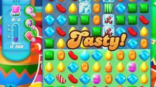 Candy Crush Soda Saga Level 858 (3 Stars)