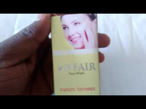 Mayfair face wash review in Hindi