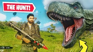 I found Jurassic Park.... in Just Cause 4?