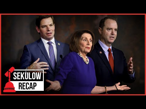Speaker Pelosi & Rep. Schiff Silent As House Members Demand Answers on Compromised Swalwell