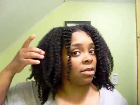 natural hair pt 1 - 4a 4b 4c 4d
