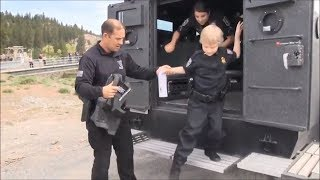 Sierra I wish to be a police officer | Make-A-Wish Alaska and Washington