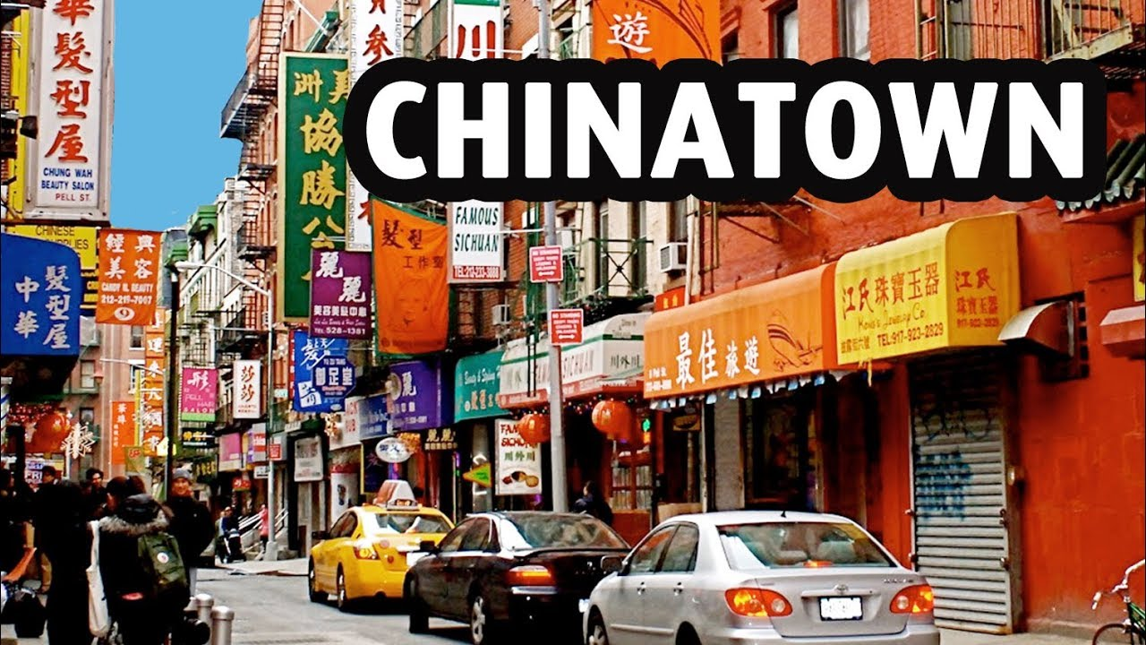 Chinatown The Most Exciting Neighborhood In New York City Youtube