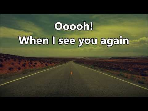 Wiz Khalifa  See You Again FtCharlie Puth Lyrics Fast & Furious 7 Soundtrack