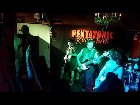 ★ Pentatonic Rock Bar ★Chiang Mai, Thailand