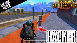 This hacker gives flying kiss after every kill- PUBG MOBILE