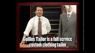 Guillos Tailor - Houston's Custom Tailor