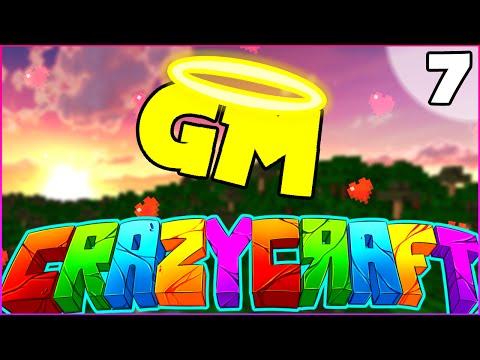 """Minecraft CRAZY CRAFT 3.0 SMP - """"GAMEMODE 1 DREAM"""" - Episode 7"""