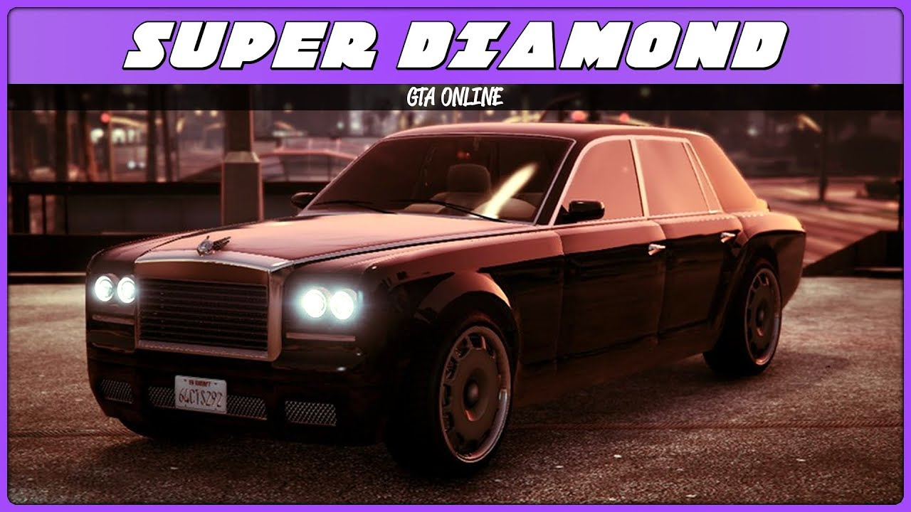 ENUS SUPER DIAMOND (GTA 5 Online) - YouTube