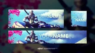Overwatch GFX|Banner Template