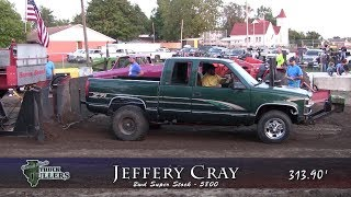 Central Illinois Truck Pullers - 2017 Two-Wheel Drive Super Stock - Truck Pulls Compilation