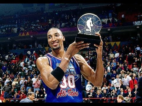 Scottie Pippen - 1994 All-star game MVP