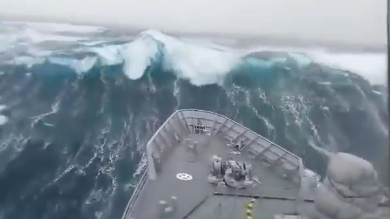 Schiffe In Seenot