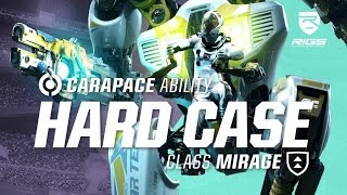 RIGS Mechanized Combat League | Hard Case Carapace Ability | PlayStation VR