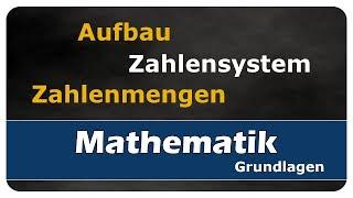 Let's Learn Aufbau des Zahlensystems / Zahlenmengen
