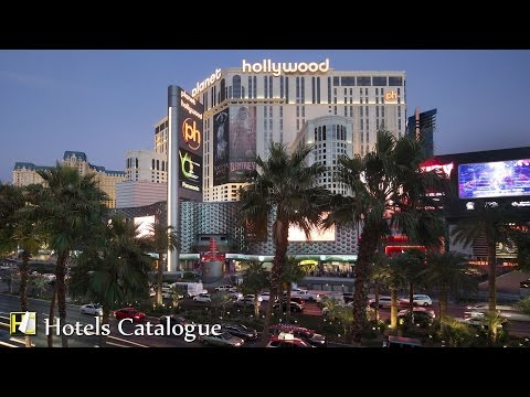 Planet Hollywood Resort In Las Vegas - Luxury Hotel Tour
