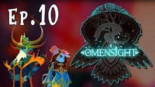 ESTO PINTA MAL | Omensight PC Gameplay Español | EP 10