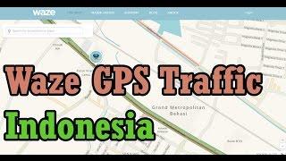 Waze GPS Traffic Indonesia | Aplikasi Android