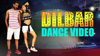 Dilbar Dance Video | Nora Fatehi | Choreography By Nitish Nidhariya