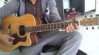 """hướng dẫn """"Tim"""" Min st 319 bản cover acoustic hợp âm giống trong Mv"""