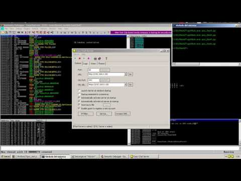 Stack Buffer OverFlow - Easy Chat Server 3.1