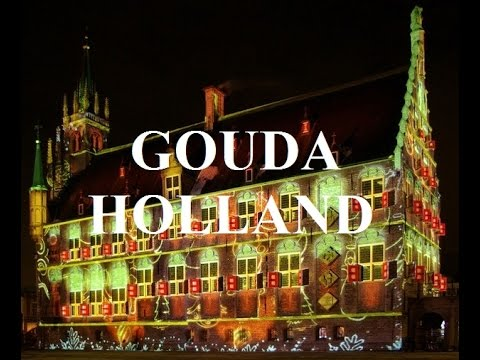 Netherlands-(Holland)/Gouda (City of the cheese) Part 11