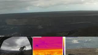 15/1/2019 - Mt Kilauea Time Lapse (MultiView)