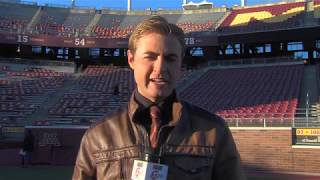 Noah Newman sports anchor/reporter reel October 2018