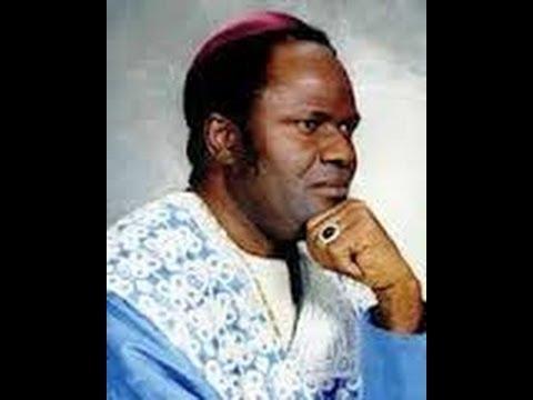 Benson Idahosa Of Church Of God Mission In Hell Fire Bro