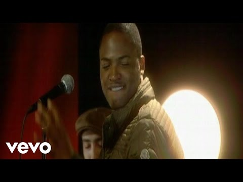 Taio Cruz - She's Like A Star (Live)