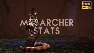 [Drakensang Online] MrsArcher Stats